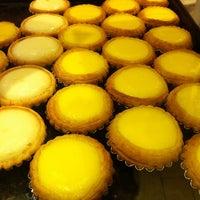 Photo taken at Tai Cheong Bakery by Rhea V. on 11/2/2013