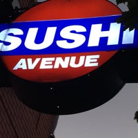 Photo taken at Sushi Avenue on the Square by Martin D. on 10/8/2016
