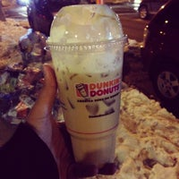Photo taken at Dunkin' Donuts by Mo S. on 2/2/2015