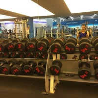 Photo taken at Fitness First by Mr. Yody on 1/5/2016