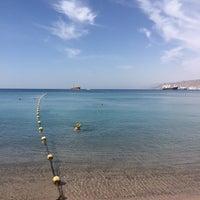 Photo taken at Northen Beach by Yana S. on 5/30/2014