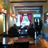 Photo taken at Pacci's Trattoria by Barbara D. on 10/6/2012