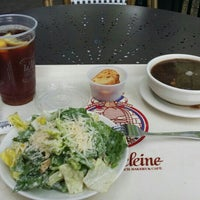 Photo taken at la Madeleine Country French Café by Sarah G. on 5/12/2015