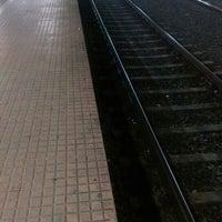 Photo taken at Thrissur Railway Station by Suhail Z. on 8/24/2014