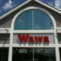 Photo taken at Wawa by Scott F. on 5/10/2012