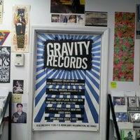Photo taken at Gravity Records by Nancy T. on 9/15/2012