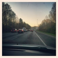 Photo taken at Interstate 75 by Nikki K. on 4/5/2013