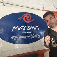 Photo taken at Marisma Fish Taco - Vallarta Centro by Cade P. on 5/20/2016