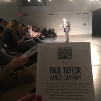 Photo taken at Paul Taylor Dance Company by Samina R. on 2/4/2016