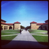 Photo taken at Stanford University by Simone C. on 2/22/2013