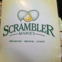 Photo taken at Scrambler Marie's by Gary S. on 3/9/2013