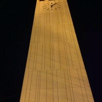 Photo taken at Henningson Campanile - UNO by Brian D. on 1/14/2013