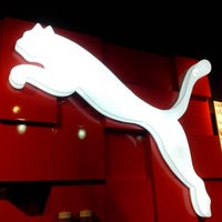 Photo taken at The PUMA Store by Juanjo S. on 12/20/2013