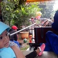 Photo taken at Setu Babakan by Muhammad A. on 5/1/2014