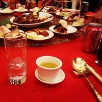 Photo taken at Diamond Banquet Hall 鑽石喜宴酒家 by Jon P. on 2/3/2014