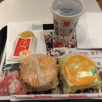 Photo taken at マクドナルド 十日市場店 by M K. on 1/10/2016