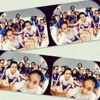 Photo taken at SMP Pangudi Luhur 1 Yogyakarta by Renata R. on 10/15/2014
