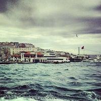 Photo taken at Beşiktaş by Murat Y. on 1/23/2013