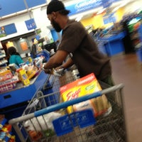 Photo taken at Walmart Supercenter by Morgana V. on 7/19/2013