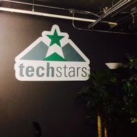 Photo taken at TechStars HQ by Crystal R. on 5/15/2014