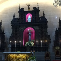 Photo taken at Santuario de San Pedro Bautista Parish by Vincent T. on 9/4/2016
