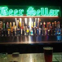 Photo taken at Beer Sellar by Amanda H. on 4/21/2013