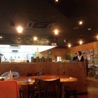 Photo taken at あきゅらいず美養品 森の食堂 by Toshiyuki F. on 10/15/2014