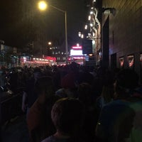 Photo taken at Webster Hall by Mehmet E. on 9/26/2016