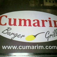 Photo taken at Cumarim Burger Grill by Carlos O. on 6/1/2013