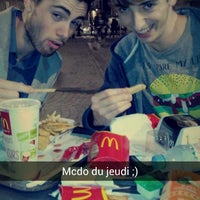 Photo taken at McDonald's by Morgane P. on 3/13/2014