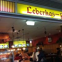 Photo taken at Leberkas Pepi by Florian B. on 3/2/2013