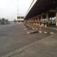 Photo taken at Nakhon Ratchasima Bus Terminal 2 by Kantana S. on 11/22/2012