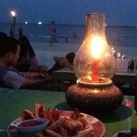 Photo taken at Sai Kaew Beach by Puttawalai C. on 4/7/2013