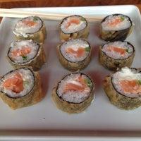 Photo taken at Wasabi Sushi by Ale B. on 10/27/2012