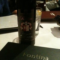 Photo taken at Fontina Ristorante by Robert L. on 3/29/2014