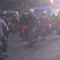 Photo taken at Exit tol curug / bitung by Hendra D. on 3/7/2013