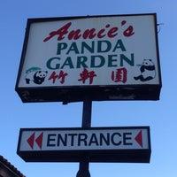 Photo taken at Annie's Panda Garden by Natalie C. on 5/10/2014