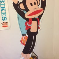 Photo taken at Paul Frank Store by mr noodle™ on 11/27/2012