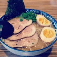Photo taken at Tokyo Joe Ramen Okawari by Vikki L. on 3/24/2013