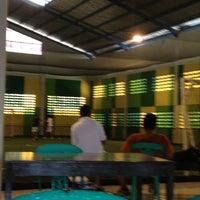 Photo taken at Star Futsal by Anastasia K. on 3/29/2012