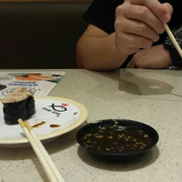 Photo taken at Sushi King by Yvonne C. on 4/23/2016