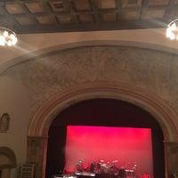 Photo taken at Laxson Auditorium by Linda P. on 11/30/2015