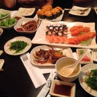 Photo taken at Kyoto Sushi by Charles T. on 6/19/2014