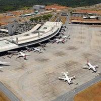 Photo taken at Aeroporto Internacional de Confins / Tancredo Neves (CNF) by || Diogo R. on 5/11/2013