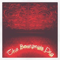 Photo taken at The Bourgeois Pig by Carlos R. on 11/23/2012
