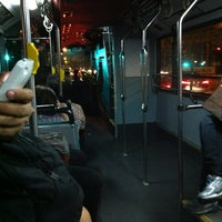Photo taken at Go-Ahead: Bus 12 by Daniel B. on 3/8/2012
