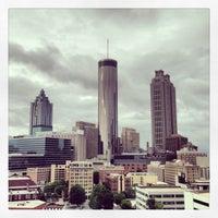 Photo taken at The Glenn Hotel by Rochelle R. on 5/3/2013
