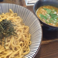 Photo taken at 麺屋 やま昇 by ふっしー on 5/1/2016