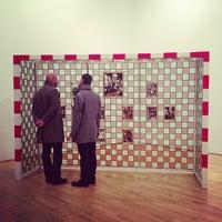 Photo taken at S.M.A.K.   Stedelijk Museum voor Actuele Kunst by Nadia on 1/27/2013