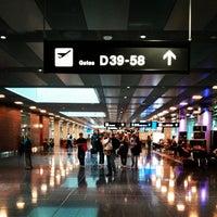 Photo taken at Zurich Airport (ZRH) by Acad T. on 6/27/2013